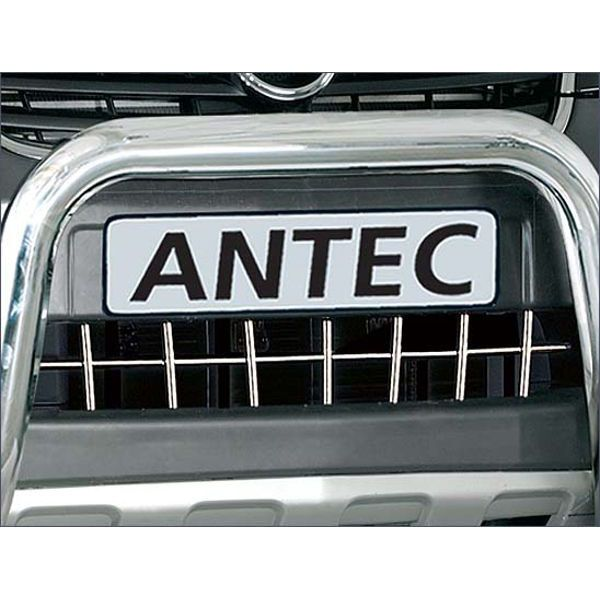 Antec 11H4485 Antec inox grill 13mm for Antara (06-) -EU-cert.