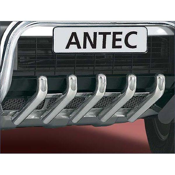 Antec 11P4014 Antec inox grill 42mm for Pajero  (07-) -EU -cert
