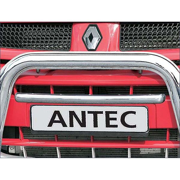Antec 11X4041 Antec inox horizontal pipe 42mm for Master (06-10)  certificate under conditions-EU-ce