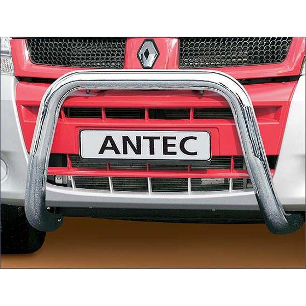 Antec 11X4113 Antec inox bullbar 70mm for Master  (06-10) -EU -cert
