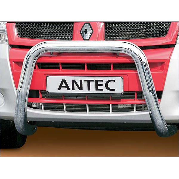 Antec 11X4113 Antec inox bullbar 70mm for Master (06-10) -EU-cert.