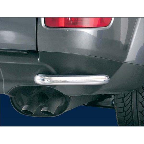 Antec 11Y4033 inox rear bumper protection 42mm for Mitsubishi Outlander (07-10)