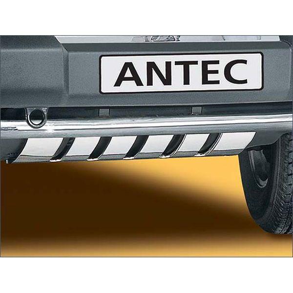 Antec 12C4016 Antec inox front bumper protection 60mm for Wrangler (07-)  3+5 doors