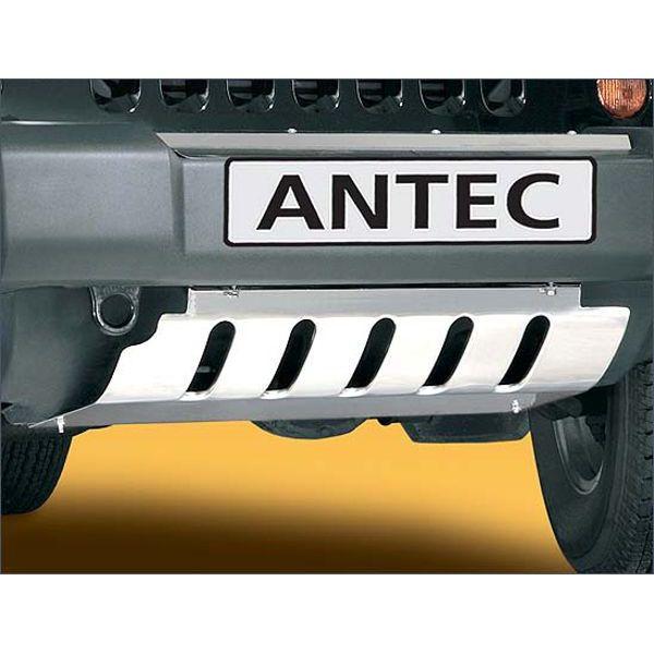 Antec 12C4114 Antec front skidplate(s) aluminium for Jeep Wrangler (07-) EU-cert. 3+5doors