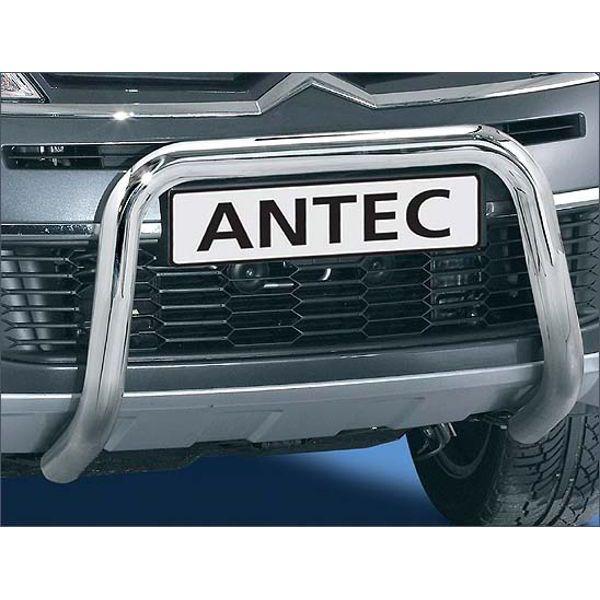 Antec 12D4113 Antec inox bullbar 60mm for C-Crosser (07-) -EU-cert.