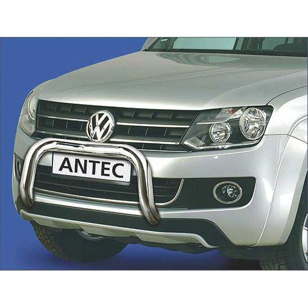 Antec 13H4213 Antec inox bullbar 70mm for Amarok (10-) DC-EU-cert.