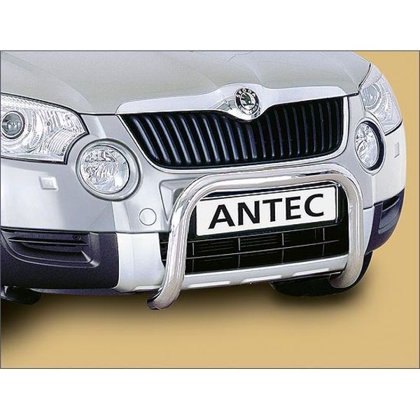 Antec 14K4113 Antec inox bullbar 60mm for Yeti  (09-13) -EU -cert