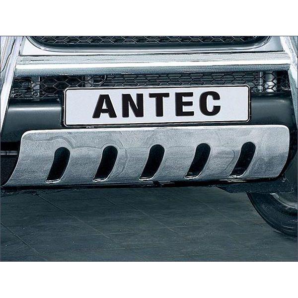 Antec 1744114 Antec front skidplate(s) 3mm alu for Hyundai Santa Fe (06-12) EU-cert.