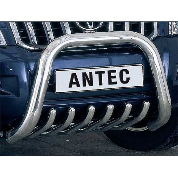 Antec 1764113 Antec bullbar 76mm for LC120 (03-) -EU-cert.