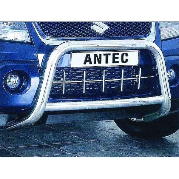 Antec 10P4011 Antec inox bullbar 60mm for Grand Vitara (05-)  Clearance sales-no TUV-cert.