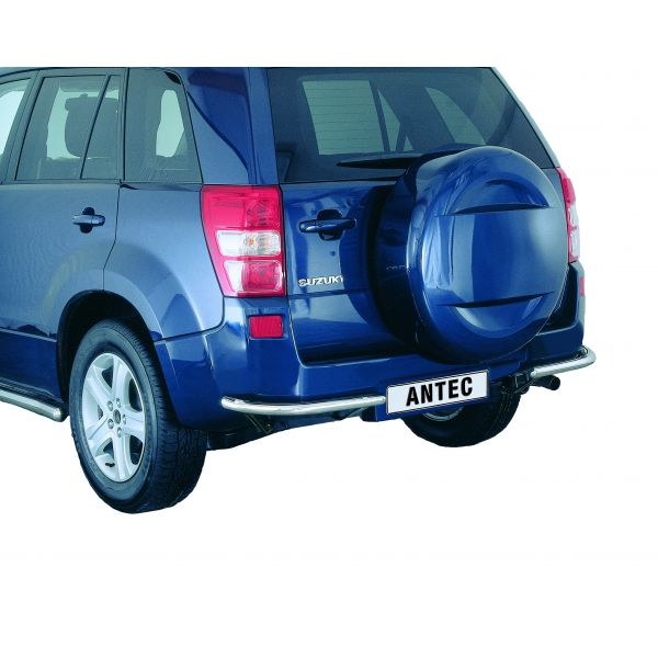 Antec 10P4034 inox rear bumper protection (clearance sales) for Suzuki Grand Vitara (06-) - Clearance s