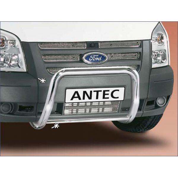 Antec 11W4085 Antec inox grill for Transit (06-) -EU-cert.