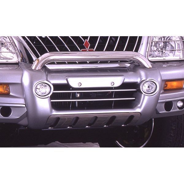 Antec 1226112 Antec synthetic bullbar for L200 Clearance sales-no TUV-cert.