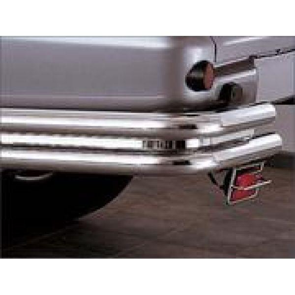 Antec 1226536 inox rear bumper protection (clearance sales) for Mitsubishi L200 - Clearance sales