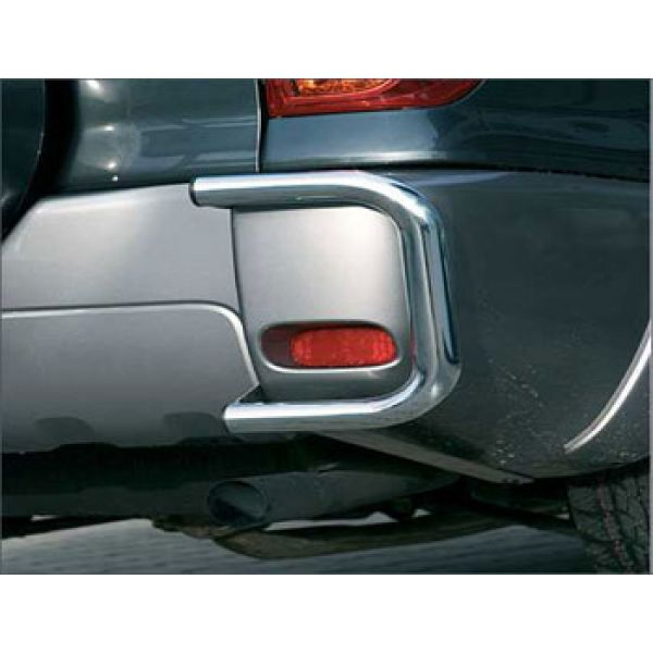 Antec 1574034 inox rear bumper protection (clearance sales) for Toyota Rav4 (01) - Clearance sales