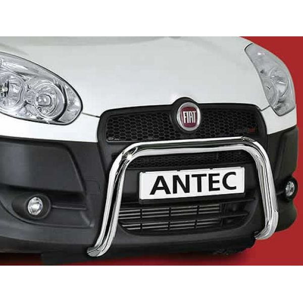 Antec 15L4013 Antec inox bullbar 60mm for Doblo (10-) -EU-cert.