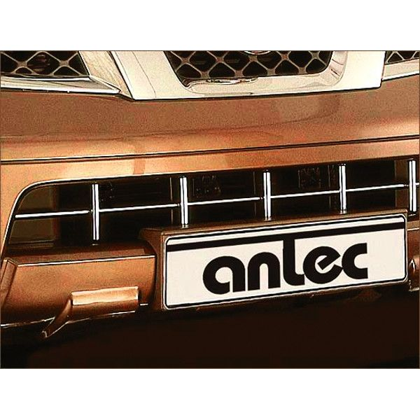 Antec 1274085 Antec inox grill 13mm for D40 (05) Clearance sales