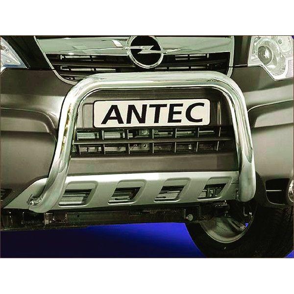 Antec 11H4213 Antec inox bullbar 60mm for Antara (07-) -EU-cert.