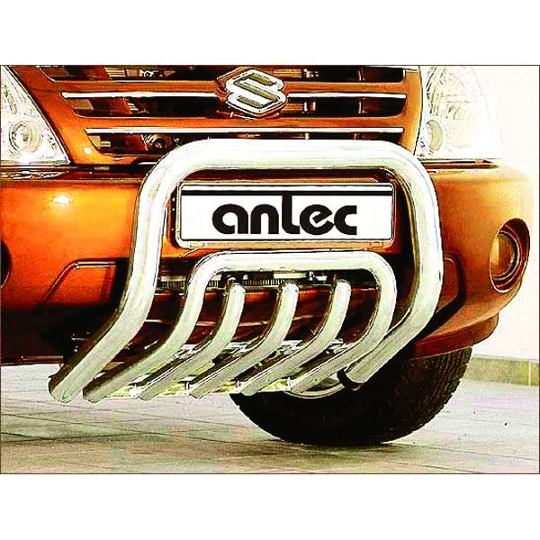 Antec 1554111 Antec inox bullbar 60mm for Grand Vitara Clearance sales-no TUV-cert.