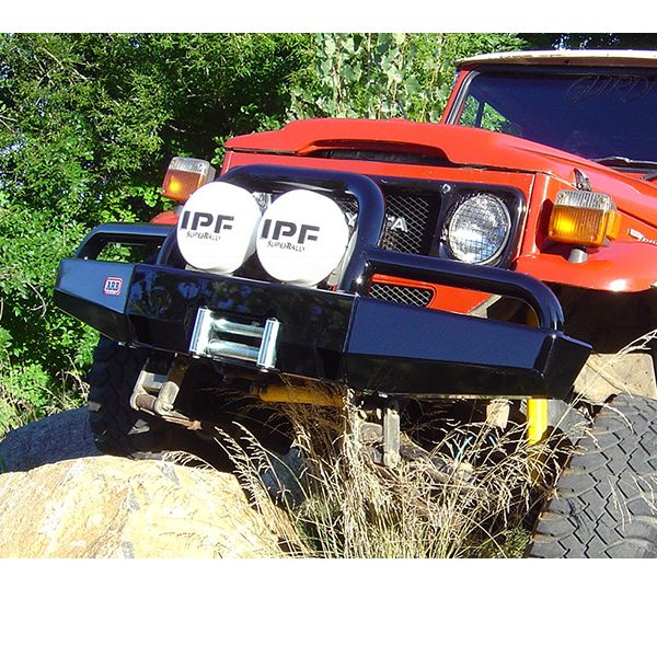 ARB 3420020 ARB Deluxe winchbumper  for LC 40 series