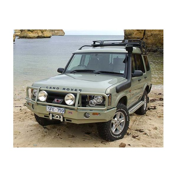 ARB 3432120 ARB Deluxe winchbumper for Discovery II (02-05) facelift