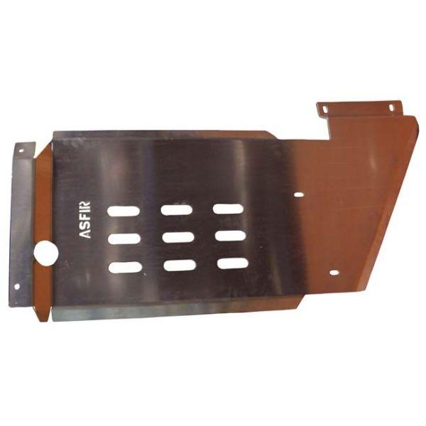 Asfir 29-541060 Asfir gear/transferbox skidplate(s) for Jeep Cherokee