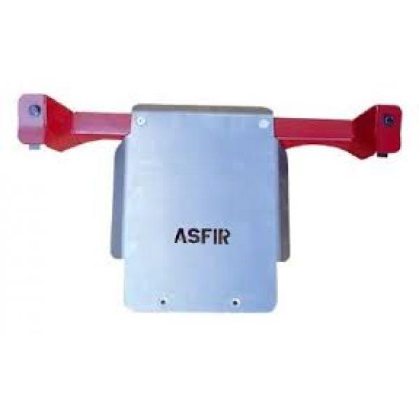 Asfir 29-546062 Asfir gearbox skidplate 0mm for Jeep Wrangler TJ