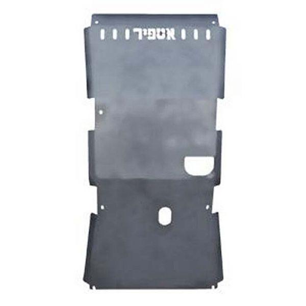 Asfir 29-550055 Asfir front skidplate(s) for Daewoo Korando (01-)
