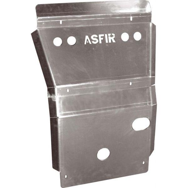Asfir 29-560055 Asfir front skidplate(s) for Toyota LC 120 series diesel