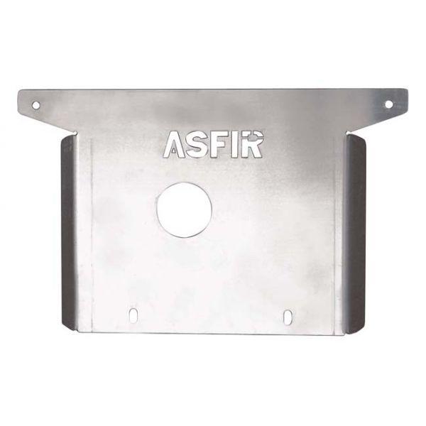 Asfir 29-568080 Asfir rear axle skidplate 0mm for Mercedes ML270