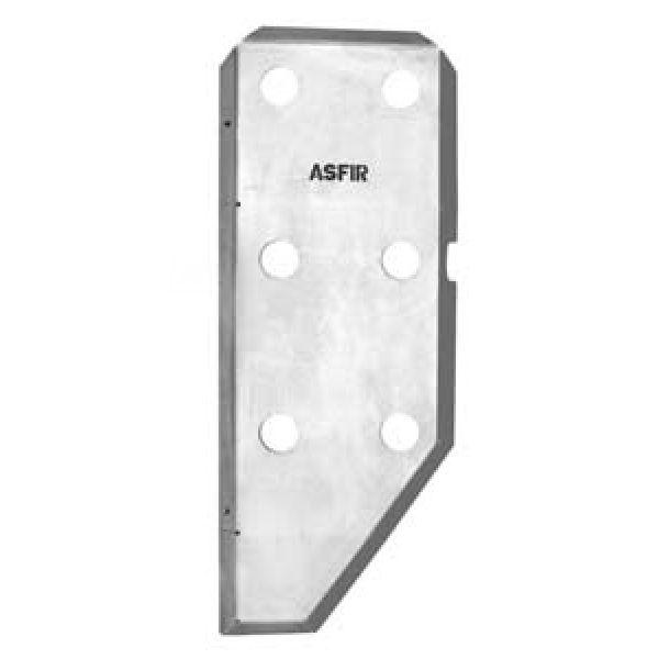 Asfir 29-593070 Asfir tank skidplate(s) for Nissan D40