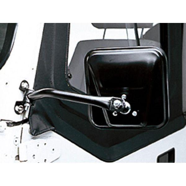 Jeep accessories 1510.13 black Mirror set for Jeep CJ/Wrangler YJ (76-86/ 87-95)