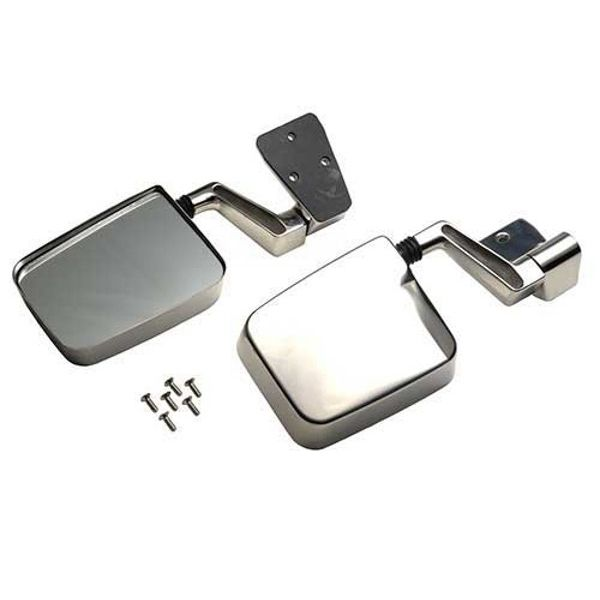 Jeep accessories 1510.14 Jeep Acc Mirror set for Jeep Wrangler (87-95)