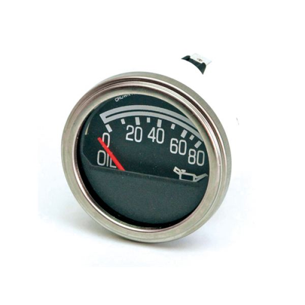 Jeep accessories Spares & acc.: 0449.01 oil pressure gauge  for Jeep CJ 76-86