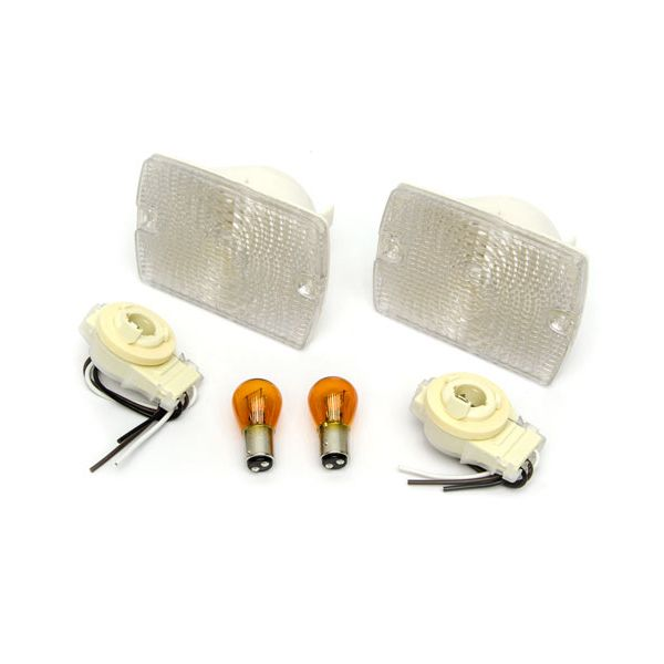 Jeep accessories 0828.12 Jeep accessories light in white- for Wrangler YJ 87-95