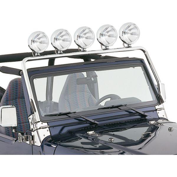 Jeep accessories 1513.14 Lightbar for Jeep Wrangler YJ/CJ