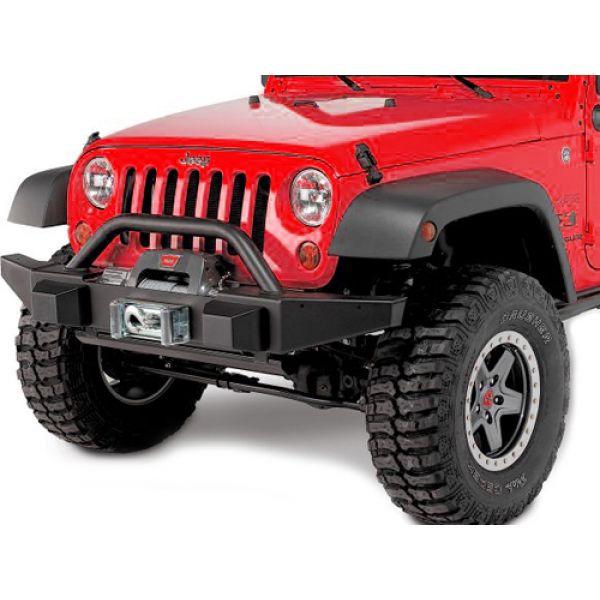 Jeep accessories 1533.30 winchbumper for Wrangler JK Unlimited (07-)