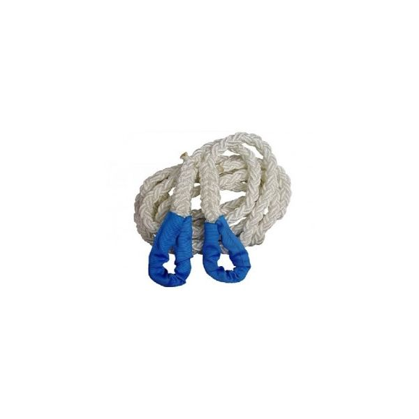 ATX 4x4 KTR5  kinetic rope-5m (45% elasticity) breaking strenght: 12000kgs (white+orange)