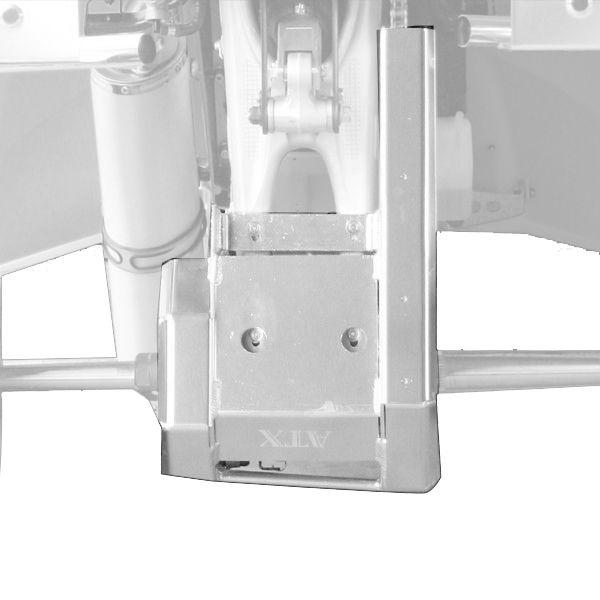 ATX Quad POLSA01AL Atx Swingarm Skid Plate Polaris Predator 500