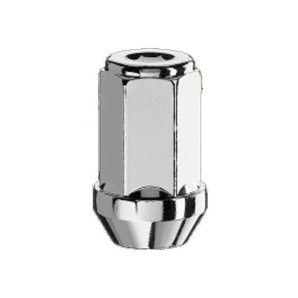 Bimecc D2 Nut M12X1.25 cone 60° H19 TL34mm closed