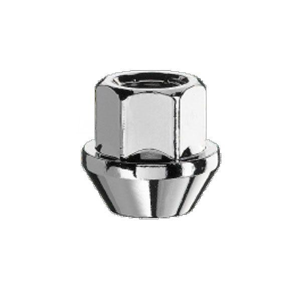 Bimecc D99 Nut M12X1.75 cone 60° H17 TL23mm closed