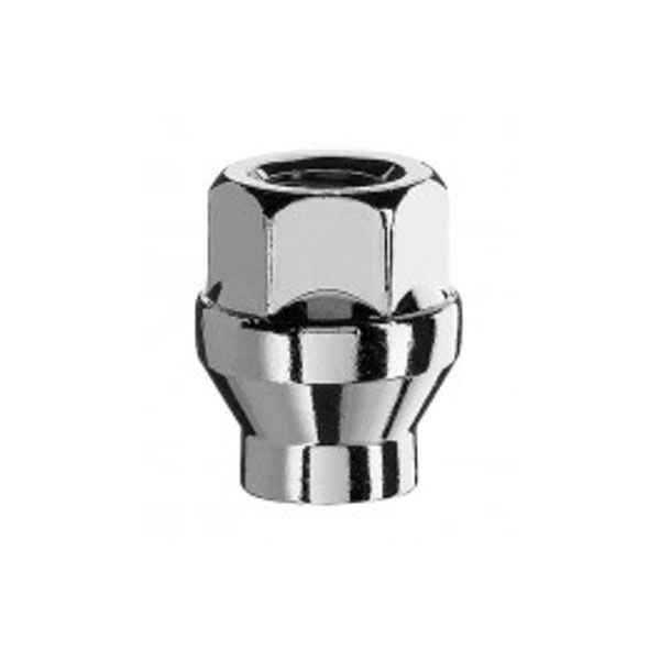 Bimecc D114 Nut M14X2 cone 60° H19 TL29mm open Shank (L6xW15.7)