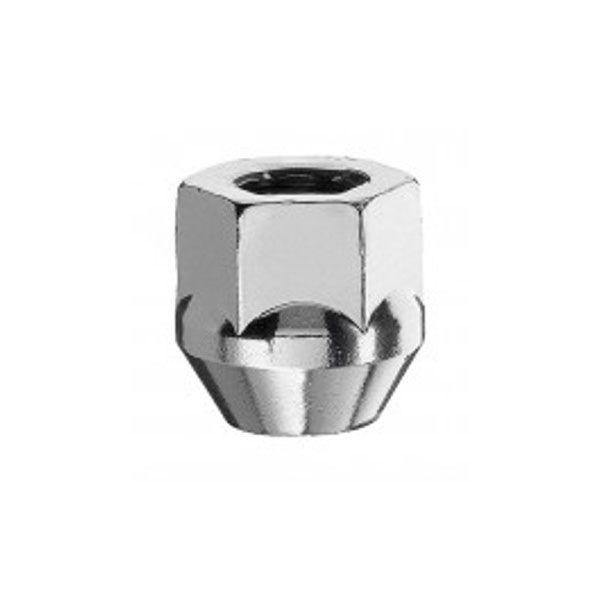 Bimecc D18 Nut 1/2 UNF cone 60° H22 TL25mm open