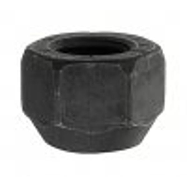 Bimecc D60F Nut M12X1.5 cone 60° H19 short head TL15mm open black