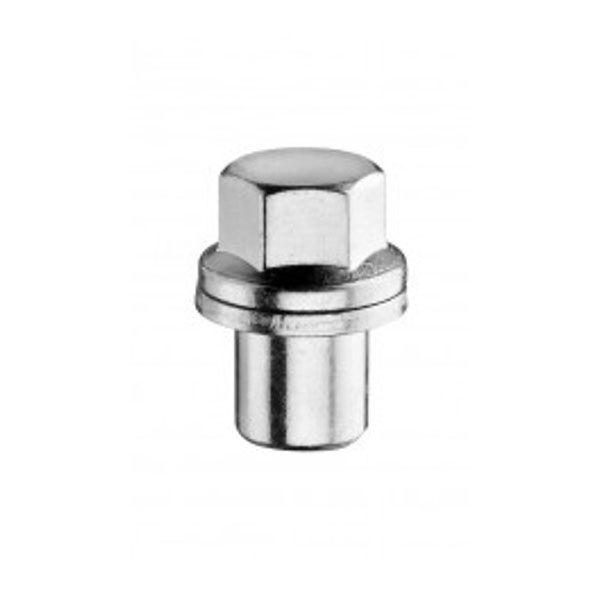 Bimecc DRR1 Nut (flat washer) M14X1.5 flat H22 TL41mm closed Shank (L19.5xW20) black Range '02-'05