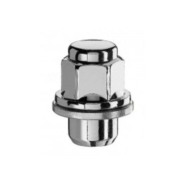 Bimecc DNIS02 Nut (flat washer) M12X1.25 flat H21 TL37.5mm closed Nissan