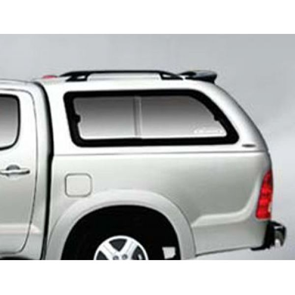 Carryboy hardtop Carryboy Workman for Toyota Hilux DC (11-16) in color -hatches