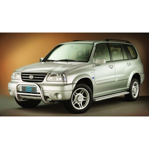 Cobra SU1071 Cobra inox bullbar 60mm for Grand Vitara XL7 (01-03) -EU-cert.