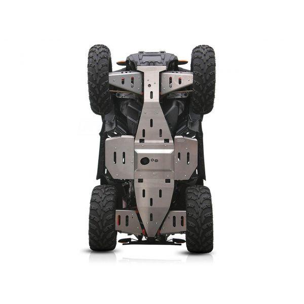 CRD 5785Q ALU SKID PLATE Scrambler 5mm Scrambler 850 XP 2013