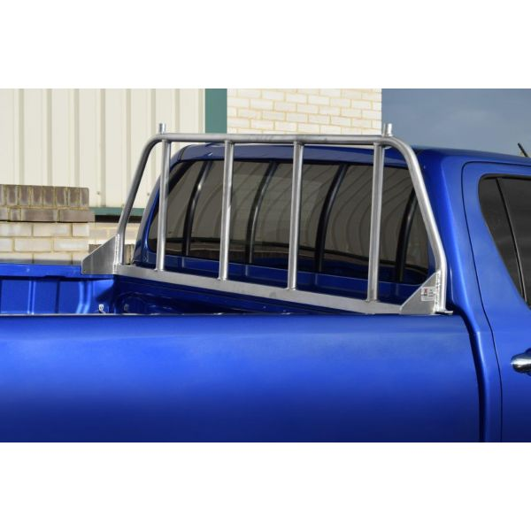 Trux Trux HILUX-16LADDERRACK aluminium ladderrack for Toyota Hilux (Revo) DC
